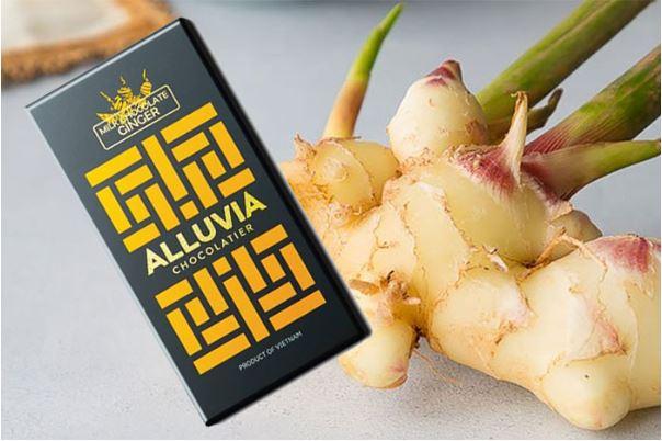 socola gừng của Alluvia